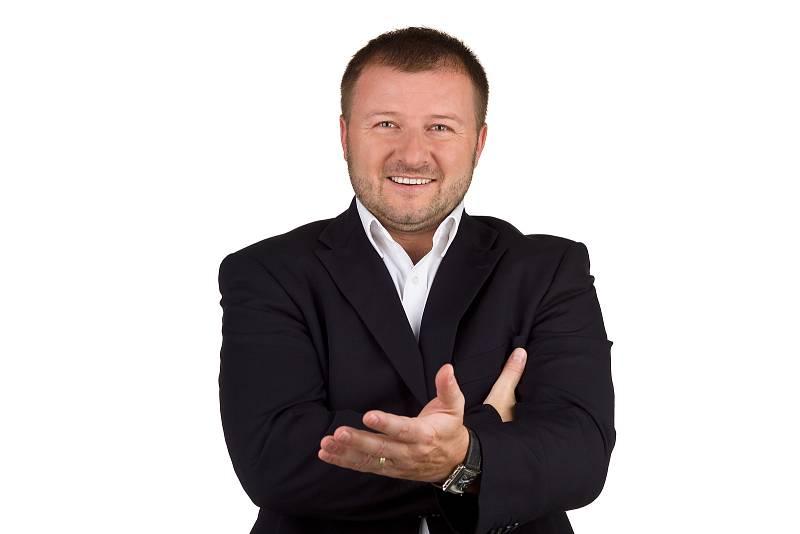Jaroslav Chalupský kandiduje do Senátu za stranu Svobodní.