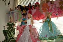 Soutěž o nejkrásnější Barbie.