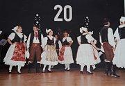 1989 – Kulaté výročí 20. let od svého založení oslavil Stražišťan vystoupením v pacovské sokolovně.