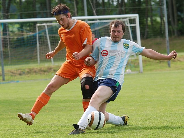 Na branky chudé bylo utkání mezi H. Cerekví a Lučicí. Domácím stačil na zisk tří bodů jediný gól.