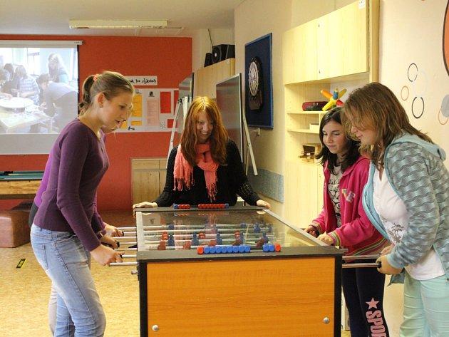 Během středečního dne otevřelo své dveře široké veřejnosti pacovské nízkoprahové zařízení pro děti a mládež, zvané Spirála.