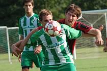 Nerozhodně skončilo okresní derby mezi Kamenicí nad Lipou a Speřicemi. Na své si přišli hlavně diváci, k vidění bylo hned šest gólů.