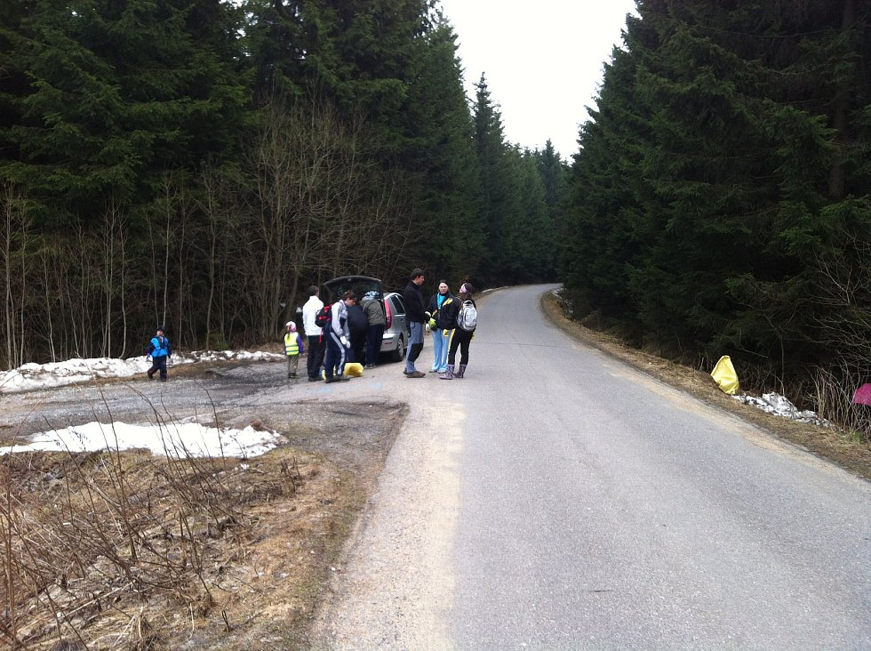 Čistá Vysočina, ilustrační foto