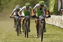 Jakub Minka má úspěchy i v silničních závodech, ale vlastní je mu hlavně maraton horských kol.