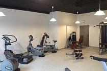 City Center nabídne i fitness.