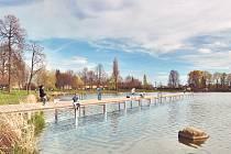 Se změnami, které v budoucnu nastanou u pelhřimovského rybníka Stráž, se zanedlouho seznámí i tamní obyvatelé.