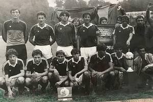Vítězové jubilejního padesátého ročníku Perleťového poháru v Žirovnici.