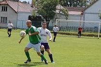Minulý ročník turnaje v Horní Vsi vyhráli fotbalisté Rapidu Žirov. Letos už si domácí fotbalisté vítězství ujít nenechali.