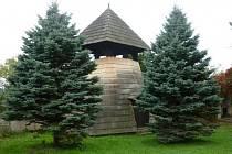 Zvonička v Ježově