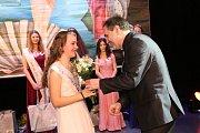 Na fotografii je čtrnáctiletá Marie Benešová z Pelhřimova, která vyhrála soutěž Dívka roku 2019 v Pelhřimově.