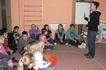 Mladí lidé ze Španělska, Estonska a Švédska až do soboty hostí Pelhřimov.