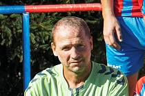 Fotbal už mě bolí celý týden, říká třiapadesátiletý gólman Ivan Císař.