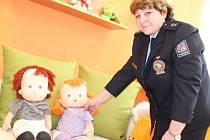 Pelhřimovští policisté mohou vyslýchat děti v příjemnějším prostředí.