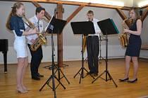 Třetí okresní kolo v pátek uzavřelo soutěže mladých muzikantů ze základních uměleckých škol na Pelhřimovsku.