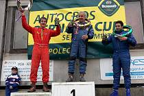 Tradiční autokrosovou tečku za sezonou napsal Bernard Cup – Setkání mistrů autokrosu.