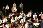 Koncert Základní umělecké školy Pelhřimov v rámci 80. výročí od založení školy.