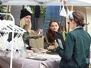 V areálu autobusového nádraží v Počátkách se během uplynulé soboty uskutečnil druhý ročník netradičního Open Air festivalu Design piknik.