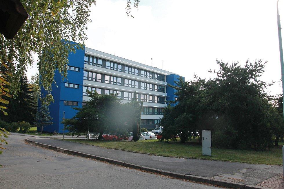 V současnosti zde má sídlo územní odbor Krajského ředitelství Kraje Vysočina.