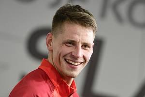 Fotbalista Lukáš Masopust pochází z Božejova na Pelhřimovsku.