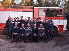Členové ze zásahové jednotky musí být připraveni pomáhat u požárů, dopravních nehod nebo třeba popadaných stromů. K dispozici mají čtyři vozidla.