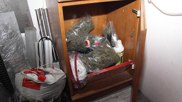 Kriminalisté dopadli dealera drog.