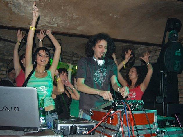 Milo Moretti po roce opět slavil v Pelhřimově