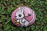 Myška se sýrem od Terezy Wilhelmové