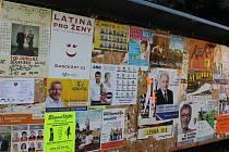 Kampaň vrcholí svou kontaktní částí a také výlepy plakátů.