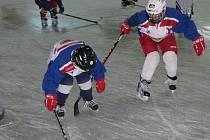 Led nyní okupuje letní hokejová škola Jaromíra Pytlíka