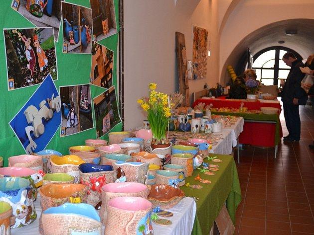 Velikonoční výstava Fokusu.