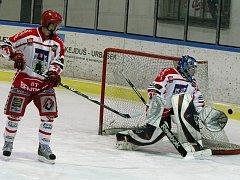 Po dvou matných výkonech a porážkách na Kobře a doma s Kolínem čeká pelhřimovské hokejisty veledůležité utkání v Trutnově.
