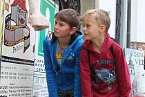 Mluvící nos princezny Bosany ze Tří veteránů zaujme nejdříve většinou děti.