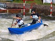 Raftový víkend na Trnávce
