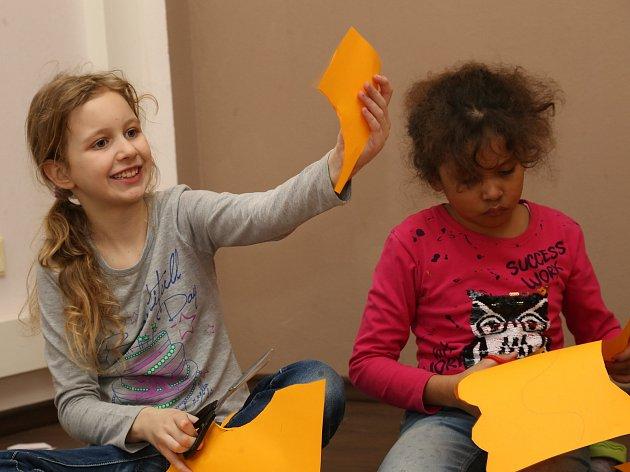 Víkendovka pro děti v Pelhřimově.
