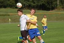 Fotbalisté staršího dorostu porazili Ždár nad Sázavou a v tabulce divize se posunuli už na skvělou čtvrtou příčku.