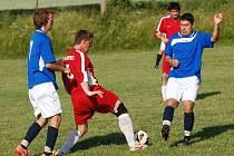Fotbalisté rezervy Žirova příslušnost ke III. třídě neuhájili, čekají je tedy jen boje v nejnižší okresní soutěži.