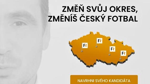 Beseda zástupců fotbalové evoluce v Pelhřimově byla odložena. Stejně tak volby do okresního svazu.