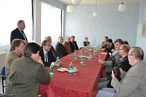 Konference SVOLu v Pelhřimově.