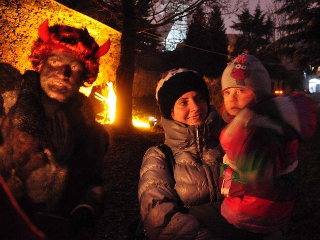 Peklo v Humpolci přineslo nezapomenutelné zážitky dětem i jejich rodičům.