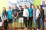 Legenda českého lyžování, Kateřina Neumannová, včera zavítala do Pelhřimova a zároveň tak vstoupila do Rekordmanské Síně slávy.
