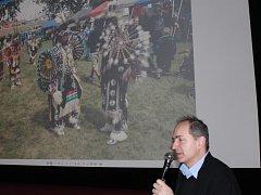 Festival indiánů v Oregonu
