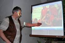 Vypravěč Libor Michalec přiblížil život obyvatel zemí nacházející se v těsné blízkosti střechy světa.