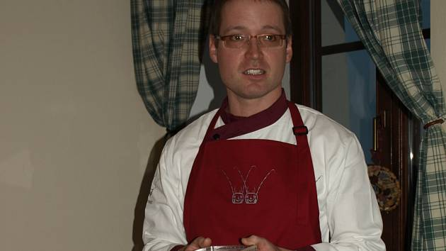 Kuchař Petr Ocknecht