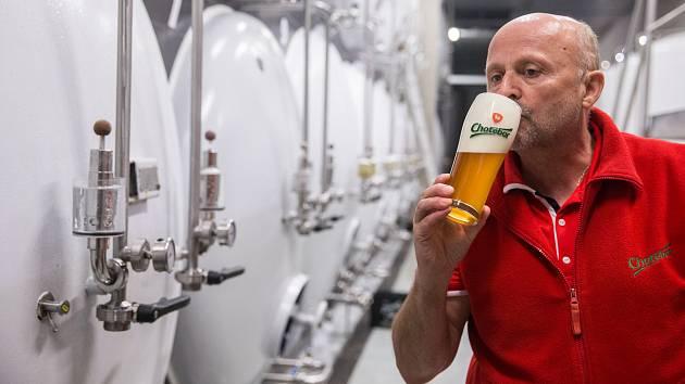 Pivovar Chotěboř.