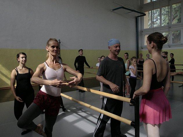 Účastníci prázdninové taneční školy opět plní pelhřimovské tělocvičny.