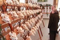Stovky trofejí se týkají zvěře ulovené na okrese Pelhřimov v lovecké sezoně 2018.
