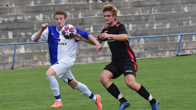 Fotbalisté rezervního týmu Humpolce vyhráli třetí zápas v řadě.