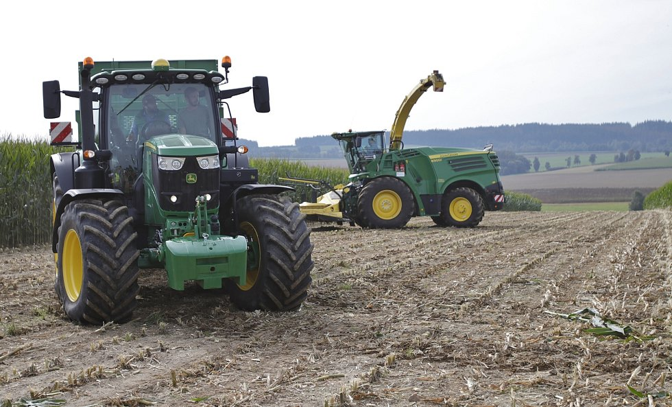 Den zemědělce 2021 na letišti v Kámeni.