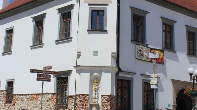 V následujících měsících čeká Šrejnarovský dům několik technických úprav. Završením všeho bude přesunutí Síně Lipských do prvního patra.