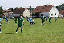 Okresní fotbal, ilustrační foto.